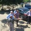 İlhan AHMET, aşırı yağışın vurduğu köylerde incelemelerde bulundu